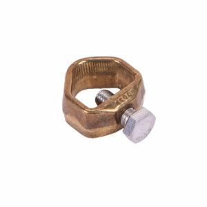 Ligador condutor plano a elétrodo - acessorio para-raio portugal