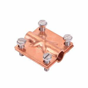 Ligador para grelhas de equipotencialização